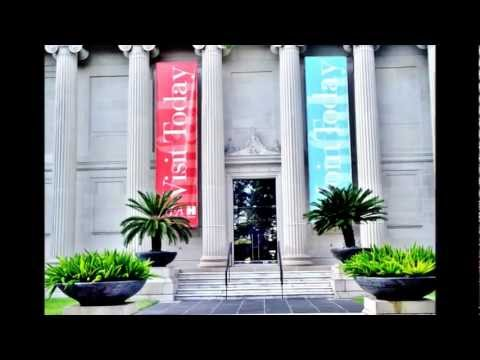 MFAH Museo Fine Arts Houston TX -Julio 2011 -Morning Papers- Waltz -André Rieu.wmv