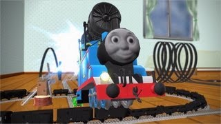 [MMD Cup finals 9th]Nice Train.[THOMAS AND FRIENDS - Never Never Never Give Up - ]