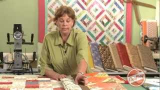 How To: Add Borders To Your Quilts With Jenny Doan From