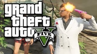 GTA 5 Online Funny Moments - Epic Plane Stunt and Tony Hawk 360's! (GTA V Funny Moments!)