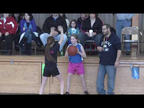 Champlain-Rouses Point - Ellenburg 5&6 Girls 1-4-14