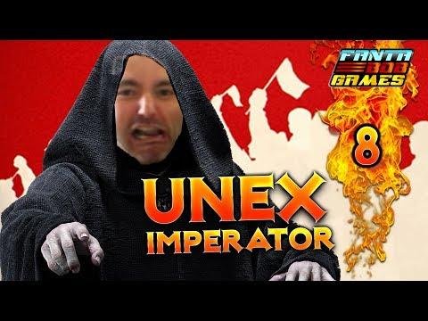 UNEX IMPERATOR - Ep.8 - Playthrough Endless Space 2 avec Fanta  1080p60