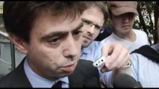 """23/09/2010 - Andrea Agnelli: """"Moratti era nervoso..."""""""