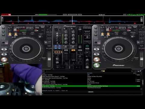 DJ MANU - POWER MIX (LIVE - VIRTUAL DJ) [MA ELECTRONIC]
