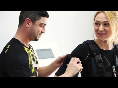 """""""XBODY Azerbaijan"""" fitnes studiyasının qonağı Aynur Güzəl"""