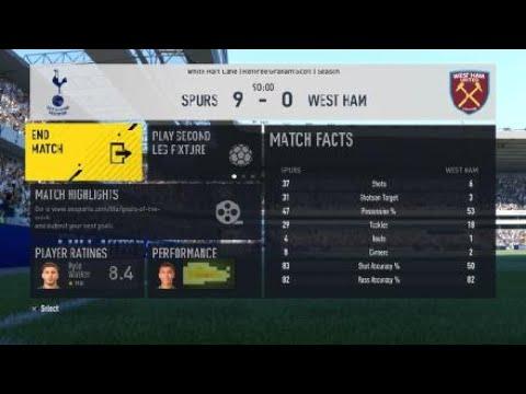 The best goals against West Ham United?!   FIFA 17