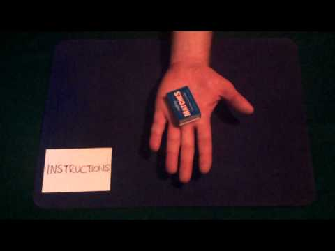 Haunted Match Box magic trick - Revealed