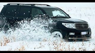 Toyota Land Cruiser 200 Тест-драйв