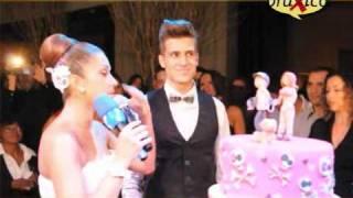 TV Fuxico invade casamento da Panicat Dani Bolina view on youtube.com tube online.