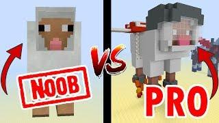 Đại Chiến Những Con Cừu Trong Minecraft