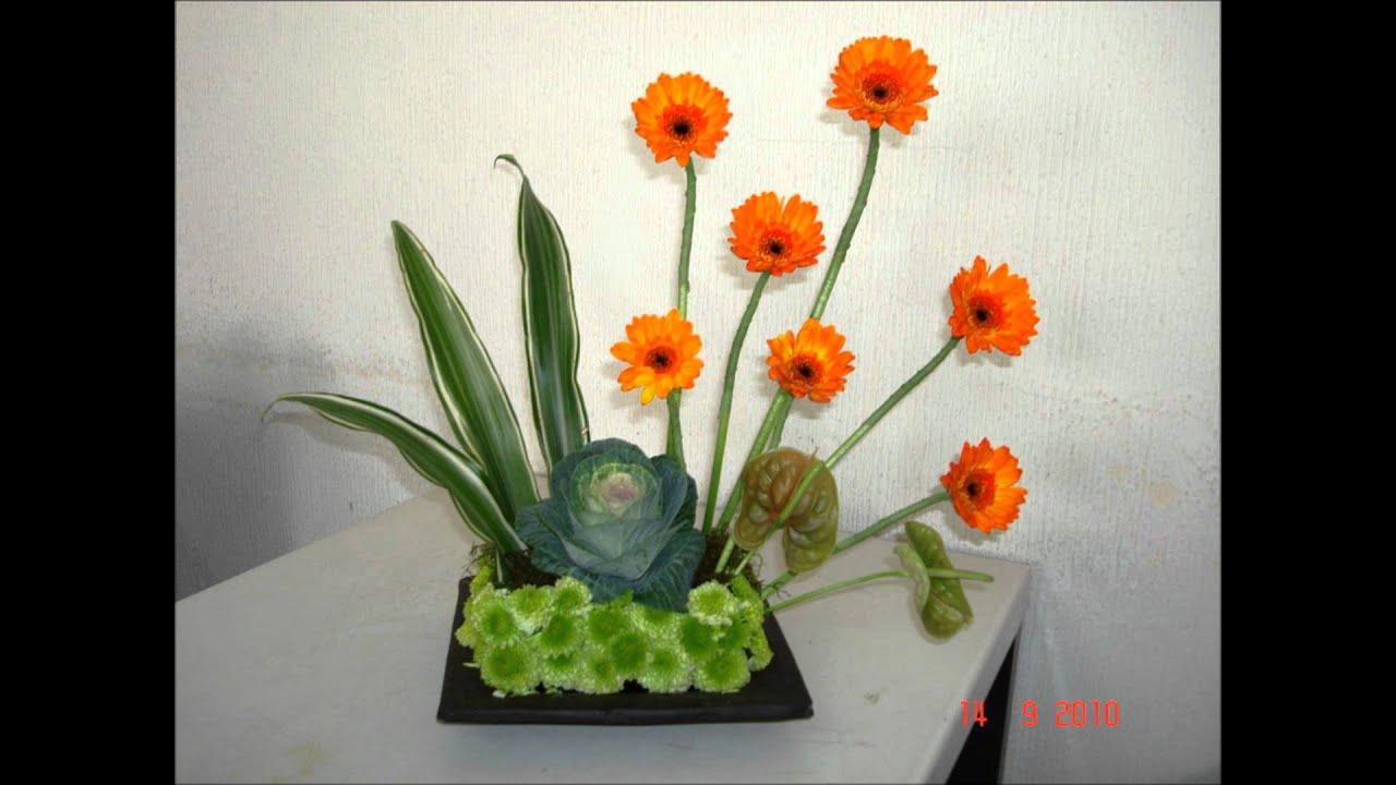 Arreglos florales youtube - Arreglo de flores naturales ...