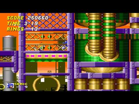 Sonic the Hedgehog 2 - Highscore Run #1 - User video
