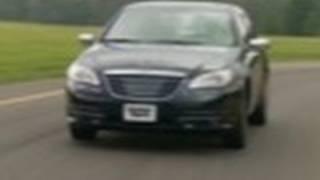Dodge Avenger test-drive videos