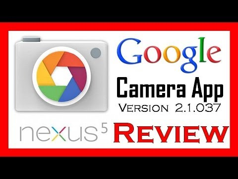Google camera App Review with Nexus 5