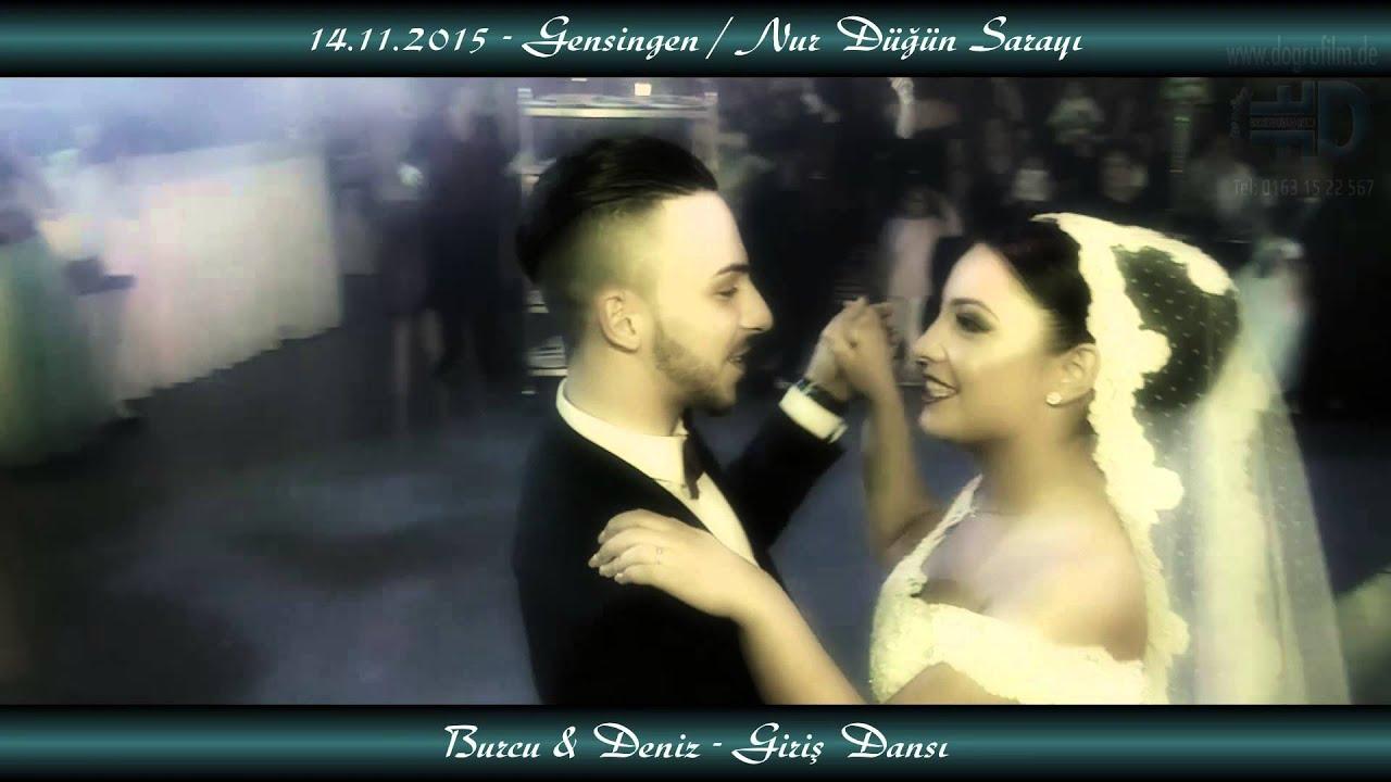 Burcu & Deniz - İlk Dans
