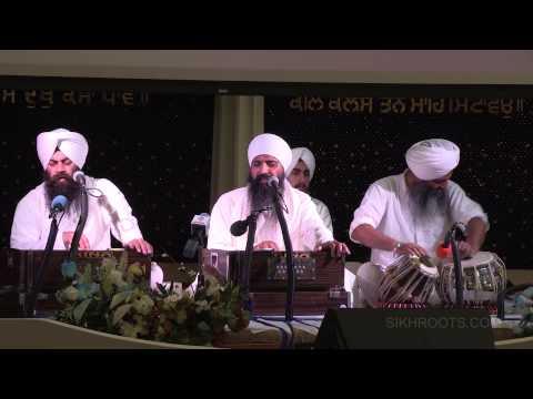 Sant Anoop Singh (Una Sahib Wale) - Live at San Jose Gurdwara - 27 APR 2014