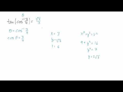 Hard Trig Inverse Composition Problems