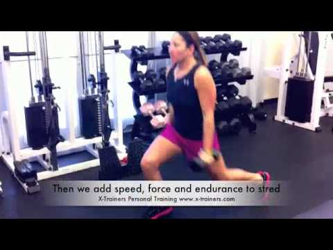 Building and Toning your legs fast