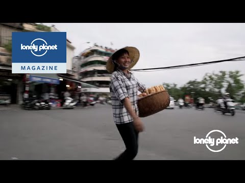 The traffic of Hanoi, Vietnam - Lonely Planet travel video
