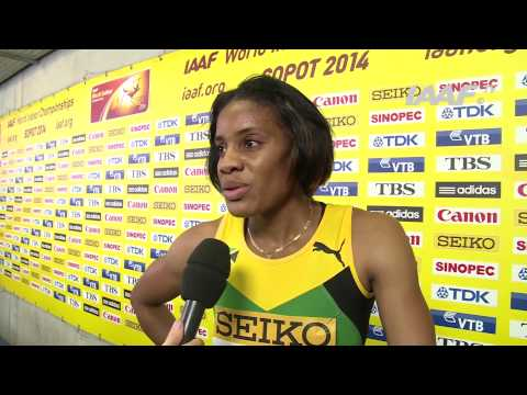 kaliese-spencer-interview-world-indoor-champs-sopot-2014