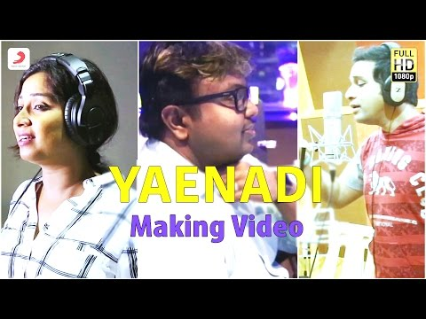 Adhagappattathu Magajanangalay - Yaenadi Making Video