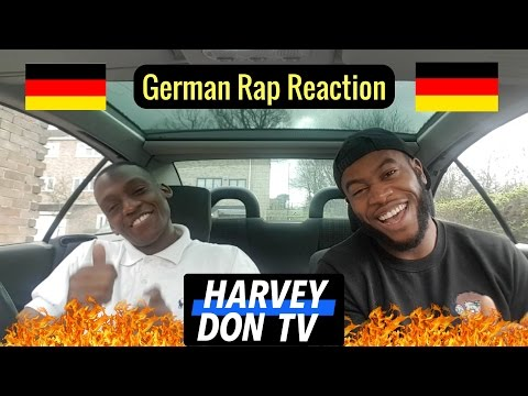 First Reaction to German Rap - Part 1