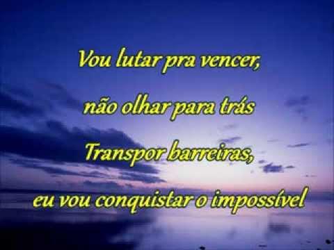 Nasci pra Vencer - Ministério Além do Véu(playback legendado)