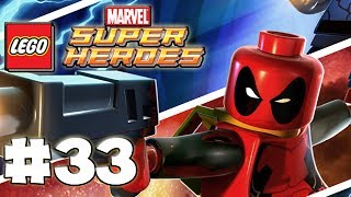 LEGO Marvel Superheroes LEGO BRICK ADVENTURES Part 33