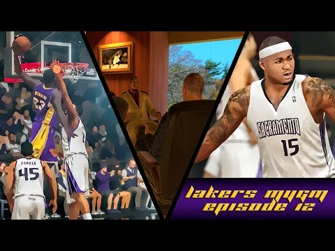 NBA 2k14 PS4 MyGM | Los Angeles Lakers Ep.12 | Wiggins vs Jabari The Rematch | New Coach AGAIN!
