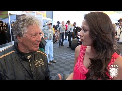Mario Andretti interview - Circuit of the Americas
