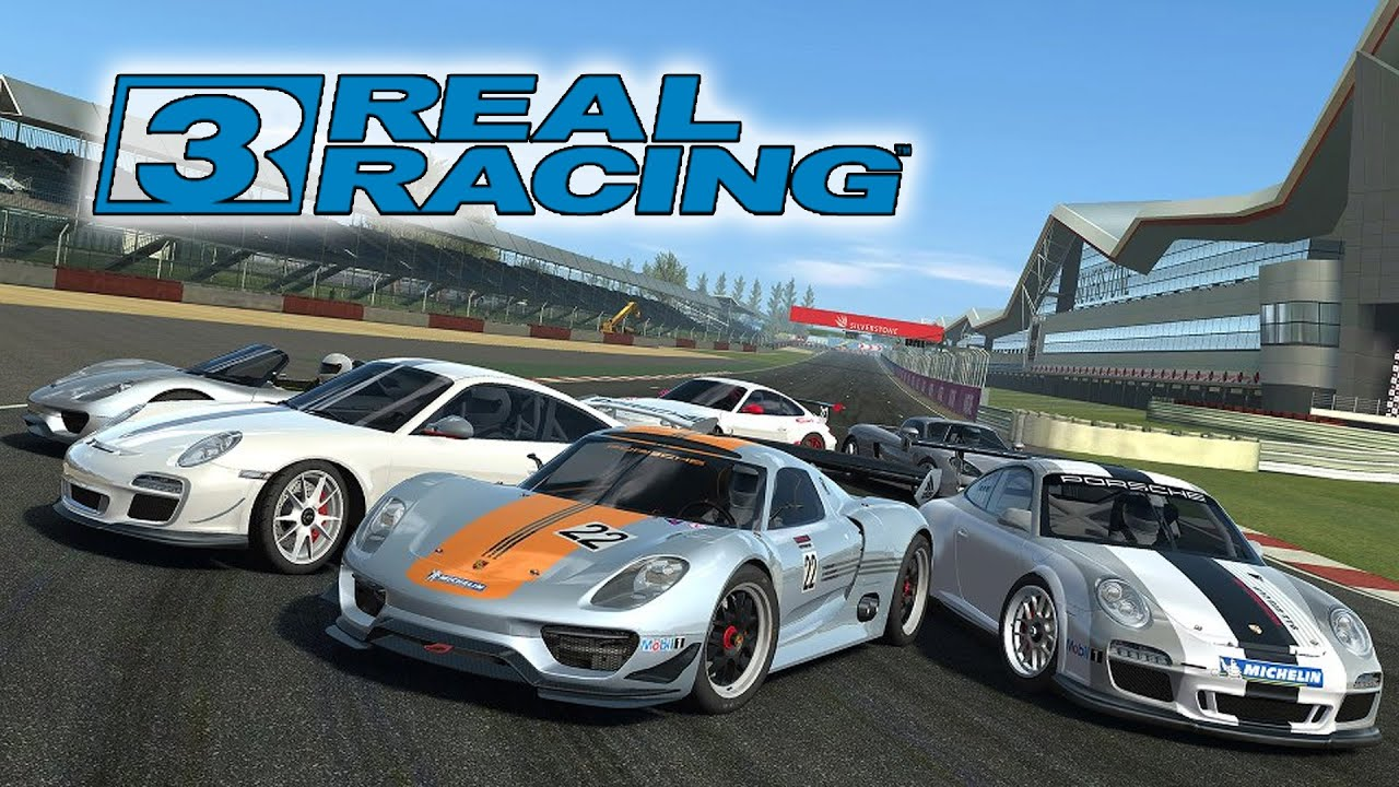 Real Racing 3 Android Проход