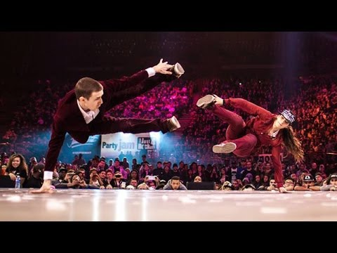 Locking Final - Juste Debout 2014 Bercy
