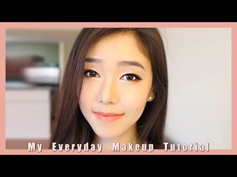 My Everyday Makeup Tutorial ♥
