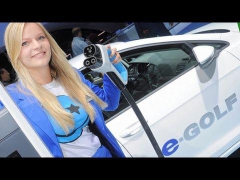 Die Zukunft ist bei Volkswagen elektrisch