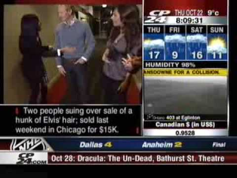Yorkdale Shopping Centre featured on CP24 Breakfast ...