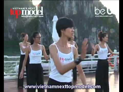 Vietnam's Next Top Model 2012 Tập 2 Full Trailer 25/8/2012
