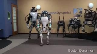 Судьба робота из BostonDynamics (озвучка,  много мата)