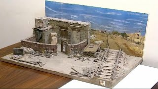 فنان عراقي يجسّد تاريخ بغداد بأعمال