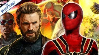 AVENGERS: INFINITY WAR Trailer!...description (not the trailer just to clarify, or is it? It's not)