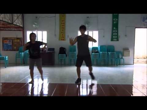 this is the day - planetshakers (dance steps)