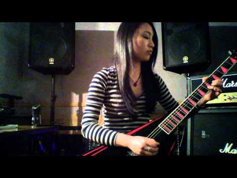 Children Of Bodom Shovel Knockout cover by Saaya