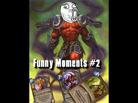 Hearthstone - Funny Moments#2