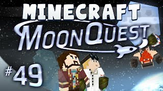 Minecraft Galacticraft - MoonQuest 49 - Crotatoes