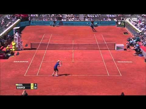 Madrid 2014 : Rafael Nadal Best Points TOP 20 HD - Masters 1000 Madrid Open