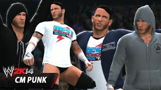 WWE 2K14 Community Showcase: CM Punk (2014) (PlayStation 3