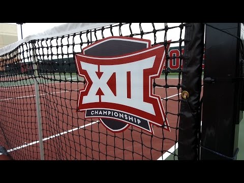 Baylor Women's Tennis: Big 12 Championship Highlights vs. Oklahoma