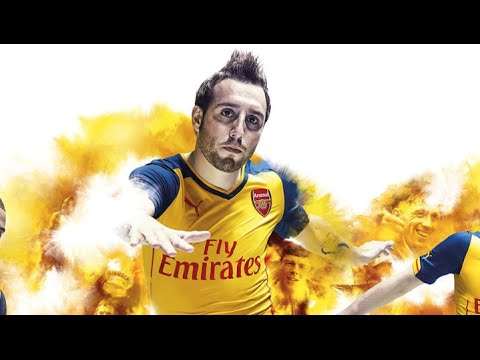 Santi Cazorla 2014 - Try To Catch Me
