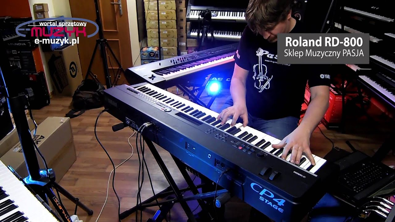 Yamaha Cp Vs Nord Stage
