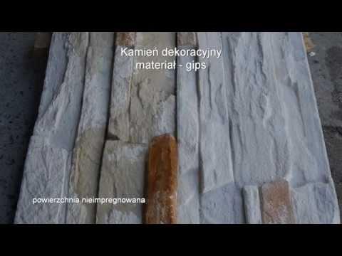 Consil - Impregnacja kamienia dekoracyjnego - impregnat do betonu i gipsu Dynasil