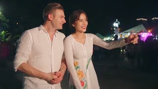 Bắt gặp Nam Em đang hẹn hò bí mật cùng Kyo York ở festival Đờn Ca Tài Tử   Hành Trình Văn Hóa Việt